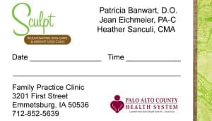 Sculpt Appointment Card copy