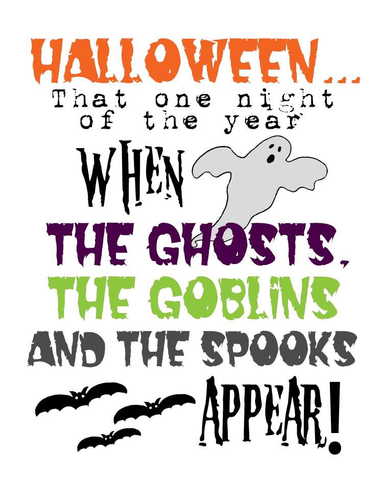Halloween Freebie Michelle James Designs