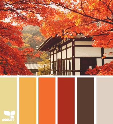 AutumnView -Design Seeds - www.michellejdesigns.com
