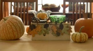 Thanksgiving Decor - Shades of Autumn - www.michellejdesigns.com