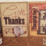 Thanks - sample cards - www.michellejdesigns.com