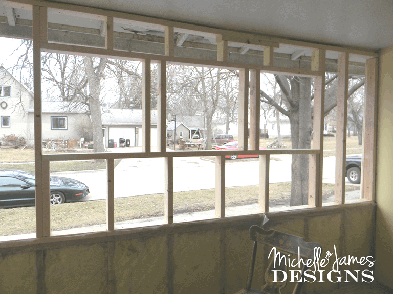framed window - www.michellejdesigns.com - #kitchenremodel