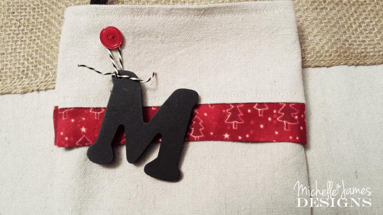 Christmas Stockings - www.michellejdesigns.com