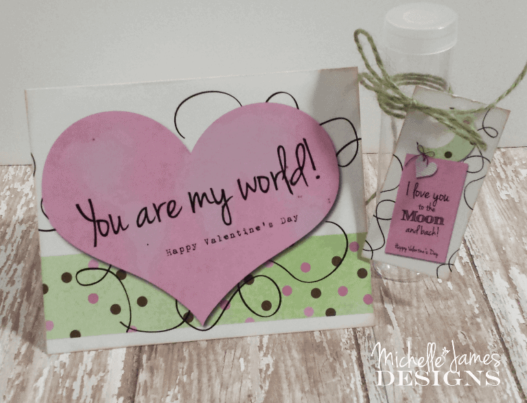 Valentine Ideas - www.michellejdesigns.com