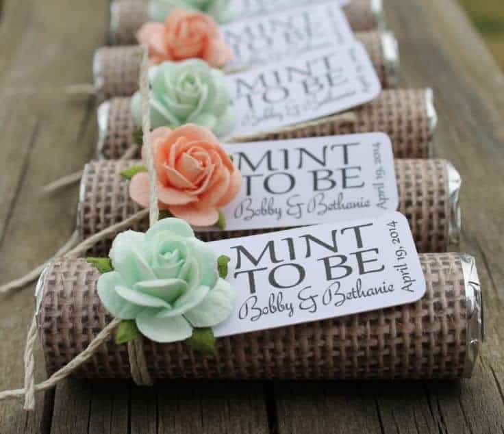 Receptions Decor and Favors - Wedding Planning Series Part 5 - www.michellejdesigns.com