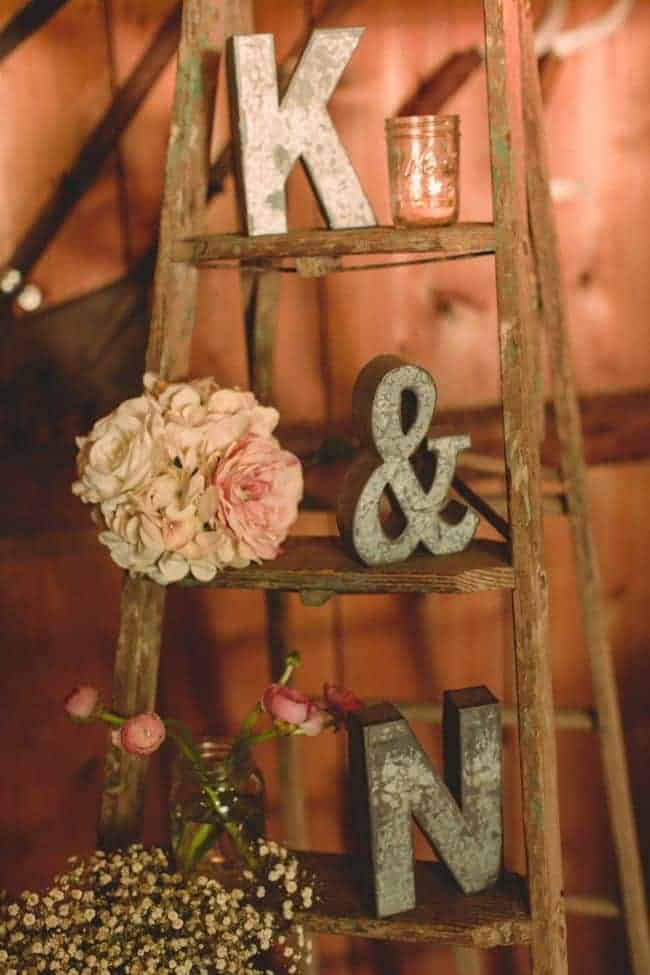 Wedding Reception Decor and Favors - Wedding Planning Series Part 5 - www.michellejdesigns.com