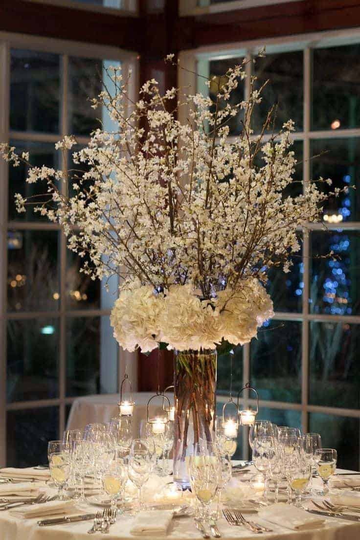 Reception Decor and favors - Wedding Planning Series Part 5 - www.michellejdesigns.com