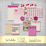 February Freebie Kit