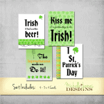 St. Patrick's Day Add-On Kit