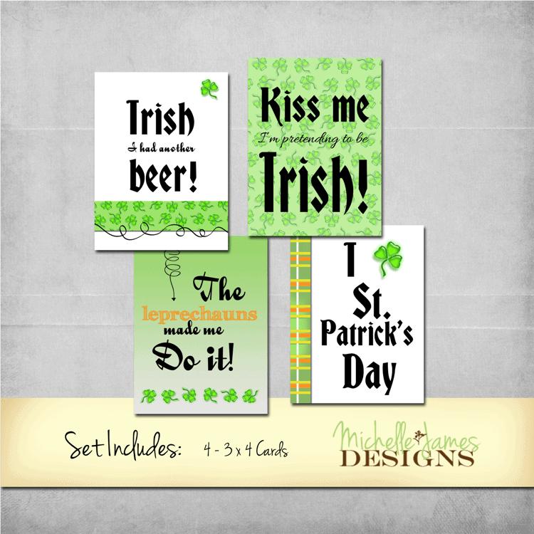 St. Patrick's Day Add-On Kit