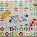 Thank You Cards - www.michellejdesigns.com