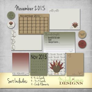 November 2015 Kit