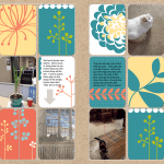 Project Life Pages - www.michellejdesigns.com