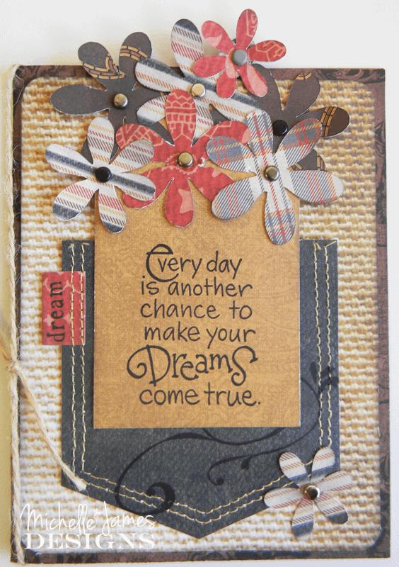 Making Cards - www.michellejdesigns.com