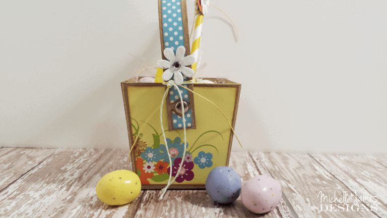 Cutest Easter Basket Ever - www.michellejdesigns.com