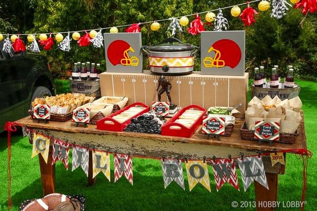 Unique Tailgate Food Ideas
