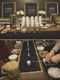 15 Amazing Food Bar Ideas - www.michellejdesigns.com