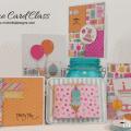 June Card Class - www.michellejdesigns.com