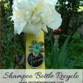 Shampoo Bottle Recycle - www.michellejdesigns.com