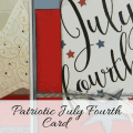 4th-of-July-Card - www.michellejdesigns.com - It is so easy to create cards using my designs #cardmaking, #papercrafts