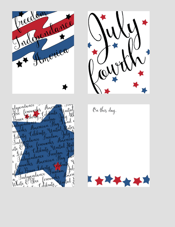 July-Fourth-Kit - www.michellejdesigns.com