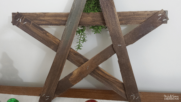 How To Create A Wooden Star
