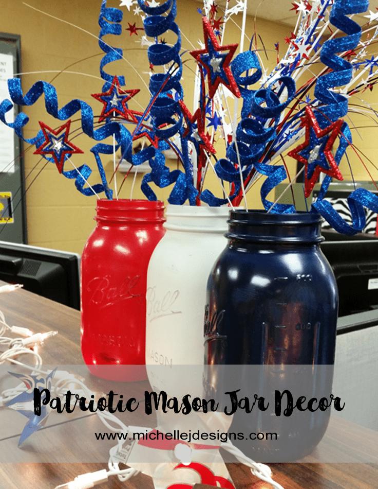 patriotic-mason-jar-decor