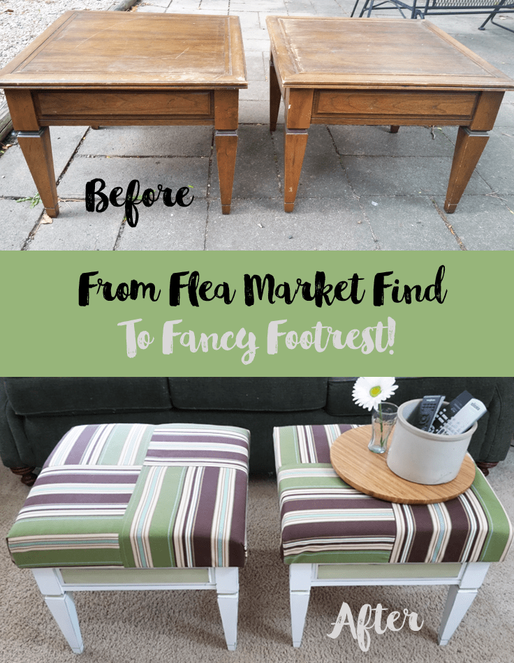 Old_Fashioned_Milk_Paint - www.michellejdesigns.com - See How I Created These Ottomans from Flea Market Tables