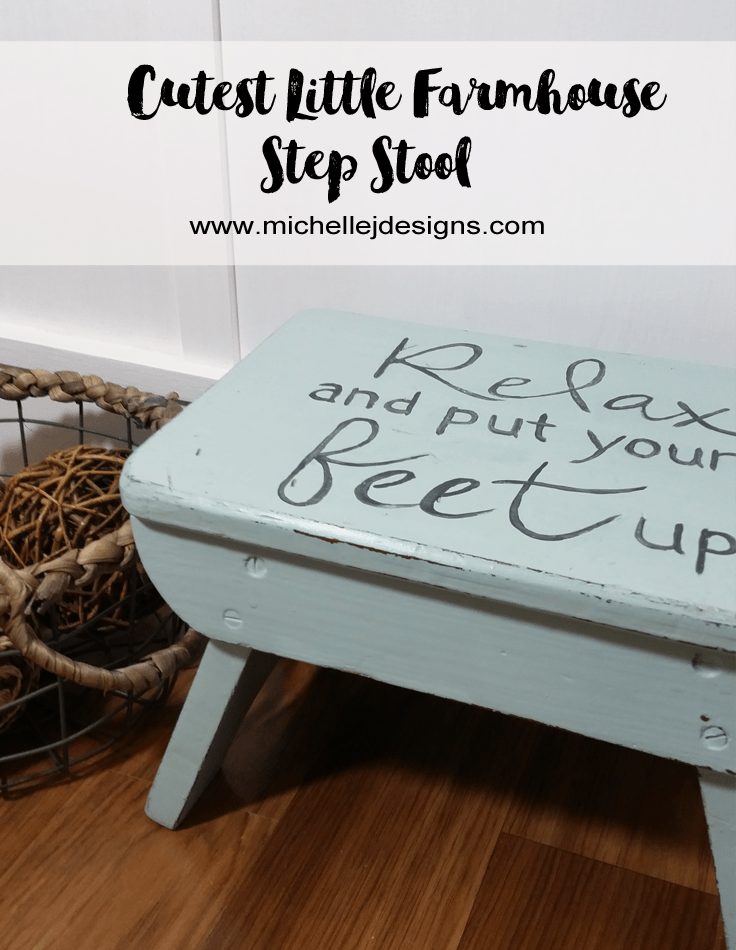 cute-farmhouse-stool-makes-a-crazy-big-statement