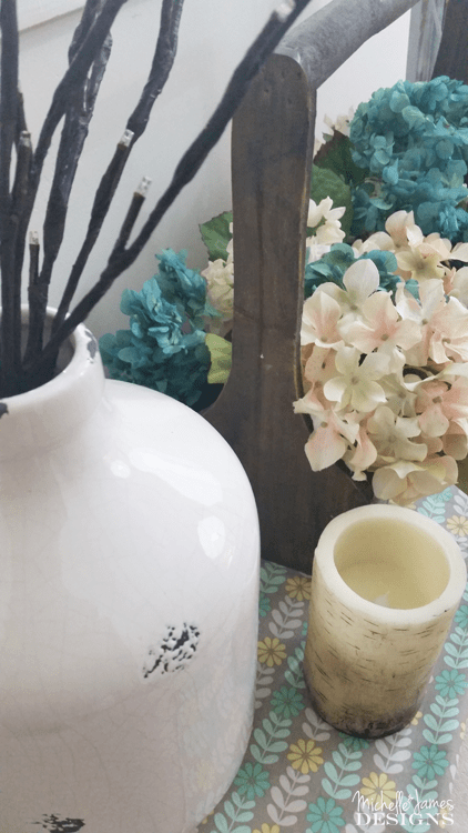 Easy home decor ideas using products from Afloral. Mix and match your favorites to create some home decor diy!