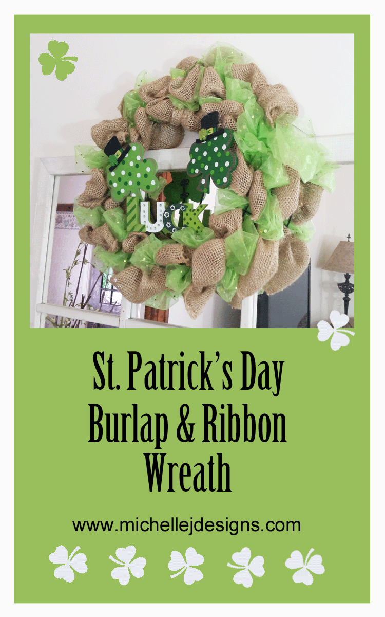 how-to-make-a-st-patricks-day-burlap-wreath