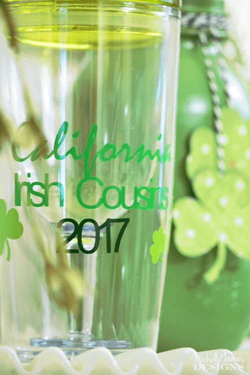 I love personalized anything but these personalized tumblers will steal the show at any party or event!