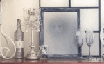 How To Create An Eerie Haunted Halloween Mirror