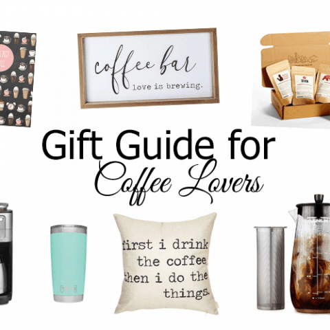 A Fun Coffee Lovers Gift Guide