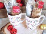 Dollar Store Christmas Craft – Holiday Mugs
