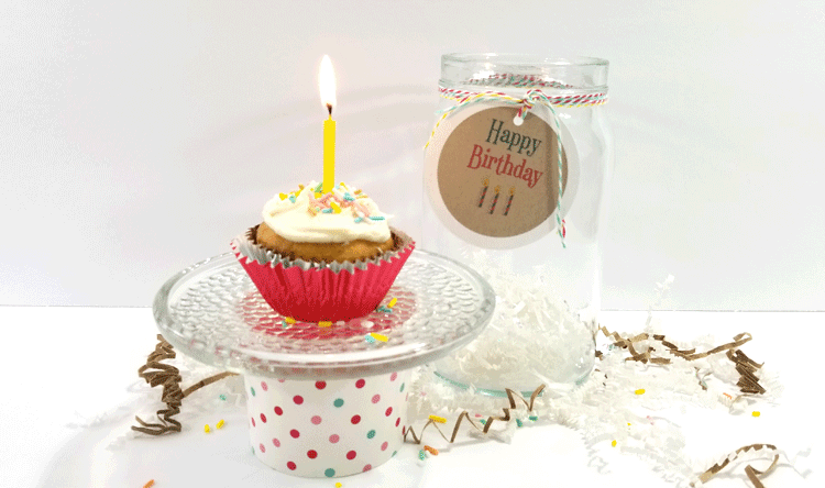 How To Create A Birthday Gift In A Jar