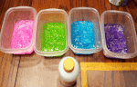 How To Make Your Own Mermaid & Rainbow Slime