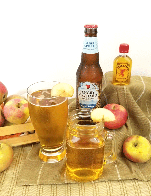Apple Cinnamon Hard Cider