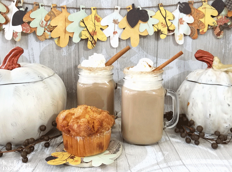 It is always fun experiment with new products and recipes. This easy RumChata Vanilla Chai Tea is the perfect warm drink for fall! - www.michellejdesigns.com #fallcocktails #falldrinks