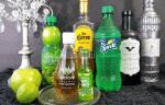 Poison Apple Margarita Cocktail