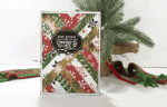 Create A Paper Strips Christmas Card