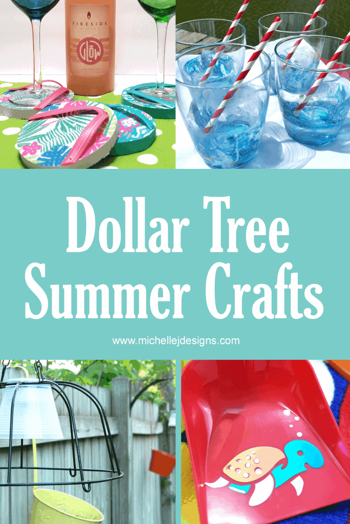 Dollar Tree Crafts And Gift Ideas Michelle James Designs
