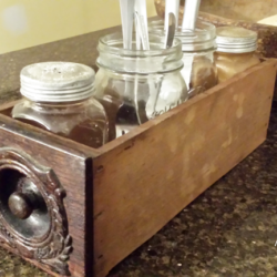 Antique Drawers - Simple Things Thursday - www.michellejdesigns.com