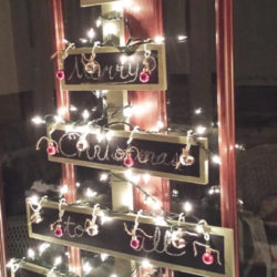 Wooden Christmas Tree - www.michellejdesigns.com