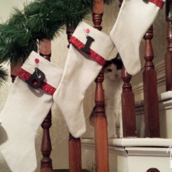 Christmas Stockings - www.michellejdesigns.com