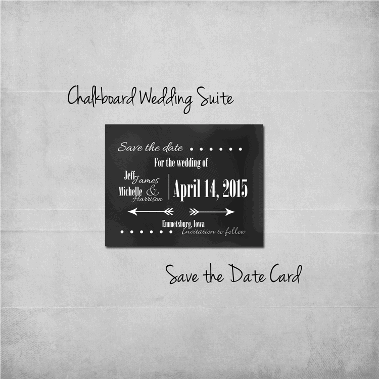 chalkboard-wedding-invitation-suite-save-the-date-add-on-card