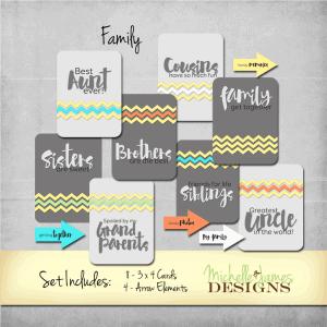 Family Kit - www.michellejdesigns.com